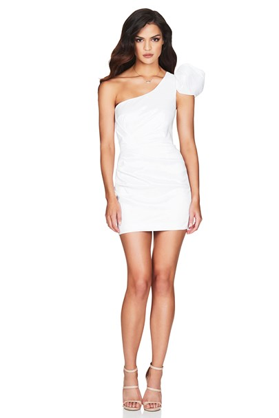 buy the latest Candice One Shoulder Mini online