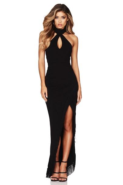 buy the latest Fever Fringe Gown online
