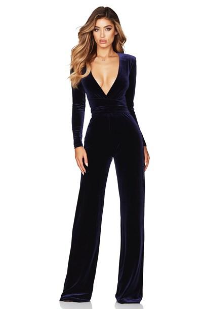 buy the latest Vamp Velvet Jumpsuit online