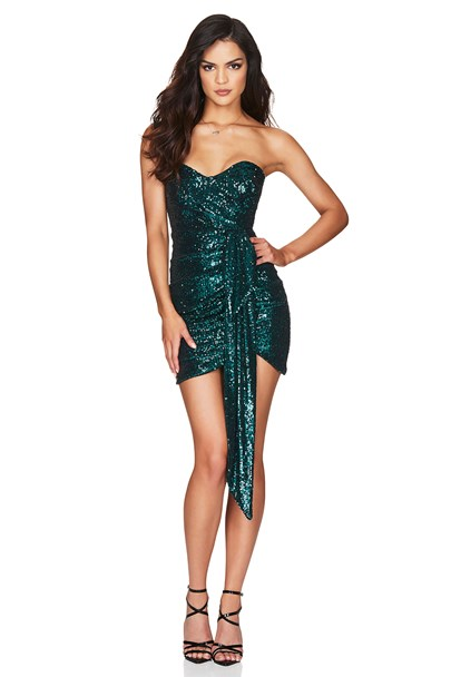 buy the latest Selena Strapless Mini online