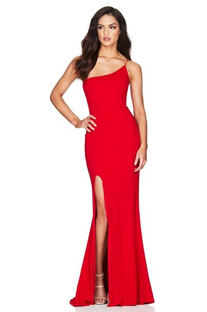 buy the latest Jasmine One Shouder Gown online
