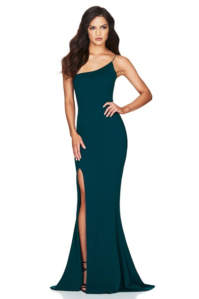 buy the latest Jasmine One Shoulder Gown online
